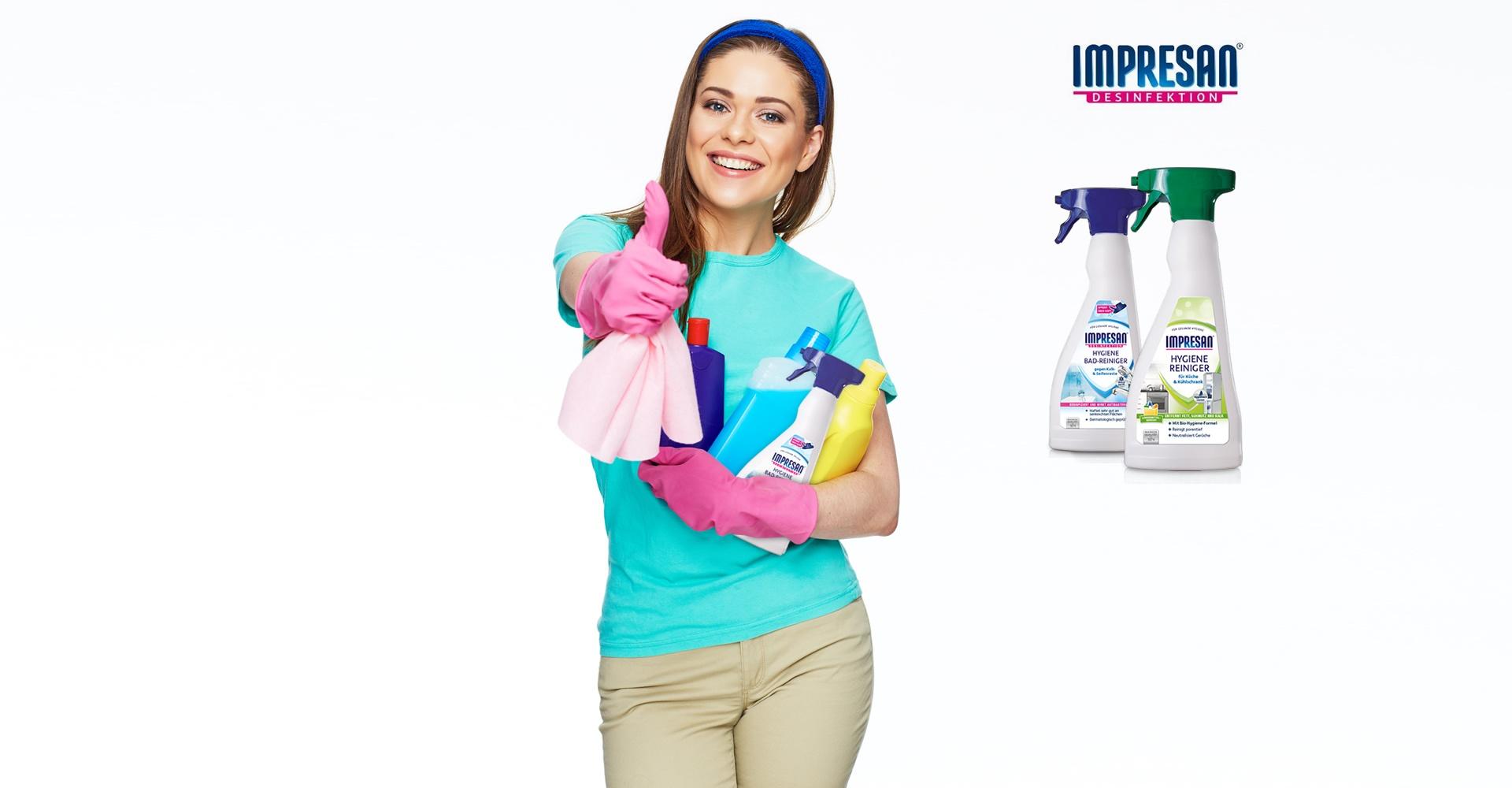 Higieniczna czystość i świeżość w kuchni